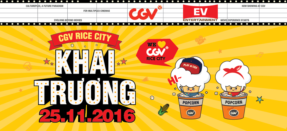 Rạp CGV Rice City