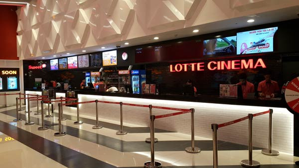 Lottte Cinema Thăng Long